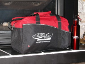 Alter Ego Fitness Sports Duffel Bag
