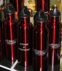 Alter Ego Fitness Water Bottles
