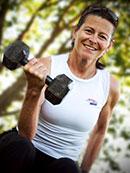 Loreli Urquhart - Certified Fitness Trainer