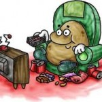 Alter Ego Fitness - Couch Potato