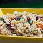 Sweet and Crunchy Quinoa Salad