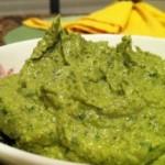 Bowl of Avocado Pesto