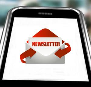 Newsletter - Blank