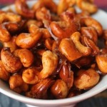 Candied nut mixture