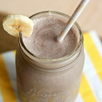 Crush the craving chocolate smoothie