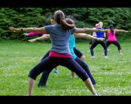 Alter Ego Fitness Experience - Victoria, BC - Outdoor Fitness Boot Camp -