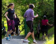 Alter Ego Fitness Experience - Victoria, BC - Outdoor Fitness Boot Camp