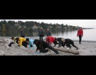 Alter Ego Fitness - Boot Camp Workout At The Beach