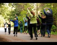 Alter Ego Fitness - Class - Walking & Stretching