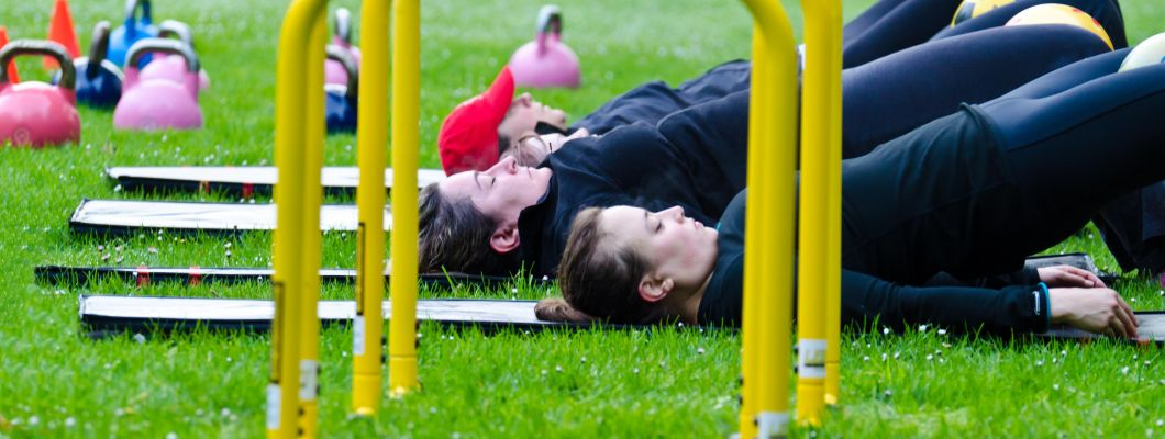 Alter Ego Fitness Experience - Victoria - Outdoor Class - Equalizers