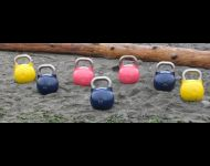 Alter Ego Fitness Experience - Kettlebells At Beach
